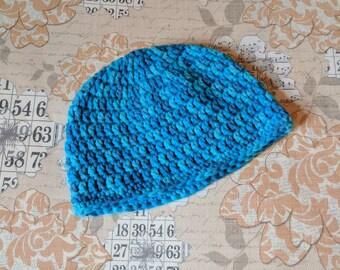 Newborn baby boy beanie hat