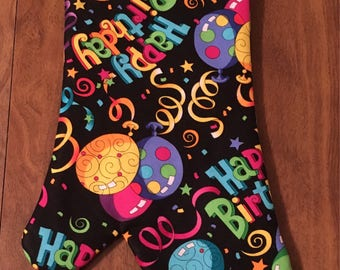 Birthday Oven Mitt