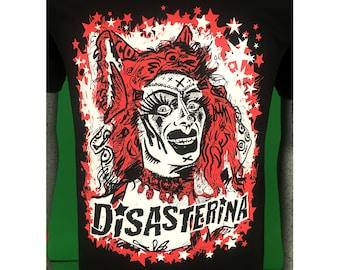 Official Disasterina Tshirt