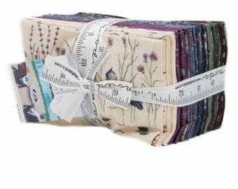 Summer on the Pond by Holly Taylor for Moda Fat Eighth Bundle 30 F8