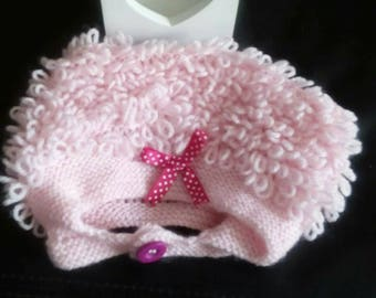 Traditional baby bonnets