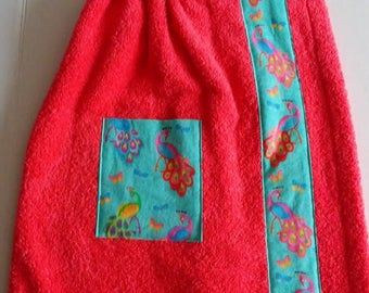Little Girls Pool/Beach/Shower Towel Wrap