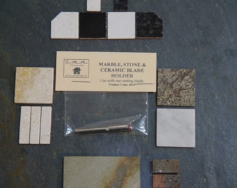 Stacey's Miniature Masonry Marble, Stone & Ceramic Cutting Blade HOLDER