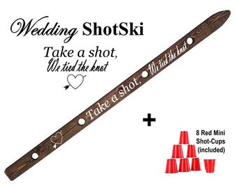 ShotSki, Wedding Edition Shot Ski