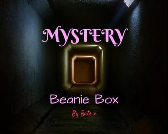 Mystery Beanie Baby Box  - Receive Two random items from hats to blankets for your baby