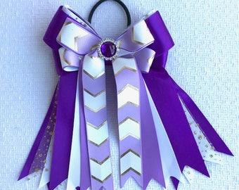 Equestrian Hair Bows/Elegant Equestrian Clothing, beautiful gift