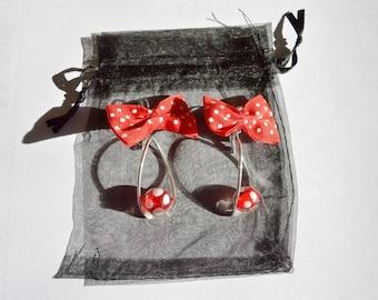 """Pair of earrings """"Princess Lydia"""""""