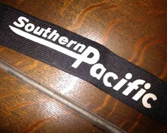 Vintage Southern Pacific Railroad Leg Band