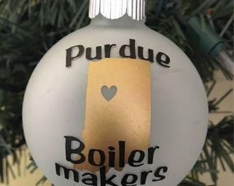 Purdue University Ornament