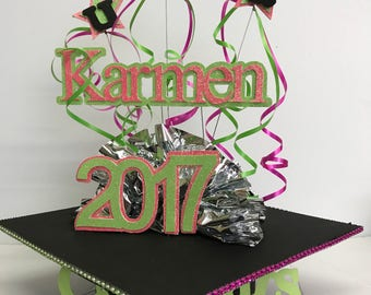 Graduation Centerpieces/High School/college/party