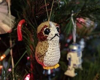 Porg ornament