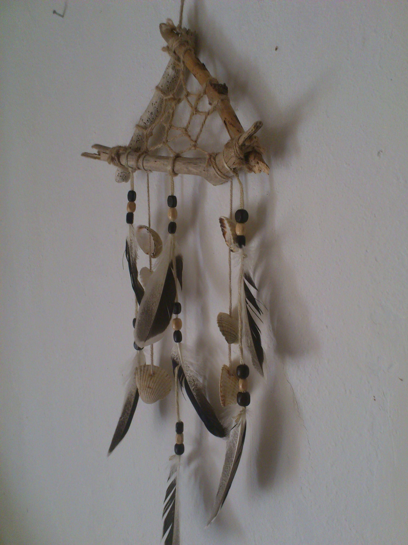 Dream catcherdriftwood handmade wall decor home decor natural dream catcherdriftwood handmade wall decor home decor natural feathers amipublicfo Gallery