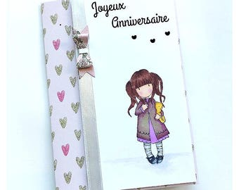 birthday card personnalizable