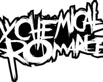 My Chemical Romance Etsy