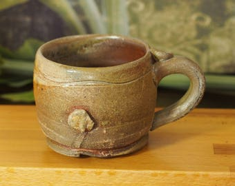 Small Wood Fired Mug