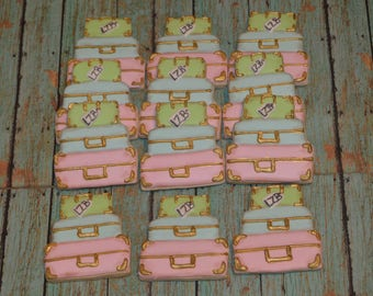 SUITCASE TRAVEL cookies