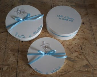 Box gifts to be furnished for wedding cookies