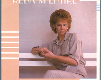 Reba McEntire - What Am I Gonna Do About You (1986) Vinyl  One Promise Too Late