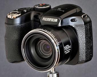 FujiFilm FinePix S2980 14MP Digital Camera w 28-504mm f/3.1-5.6 18X Macro Zoom Lens MiNTY !