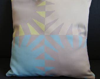 Cushion cover 40 X 40 graphic