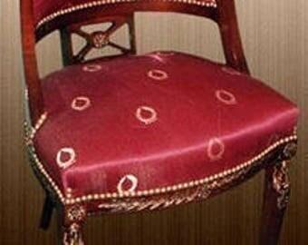 Baroque Chair Rococo antique style MoCh01111
