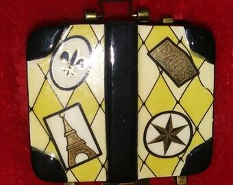 Suitcase Paris Knick knack