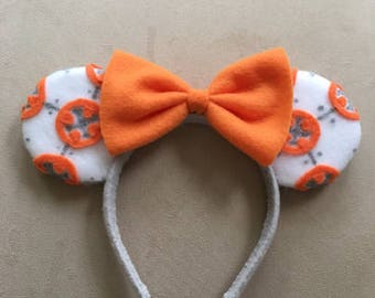 BB-8 Ears - FREE SHIPPING