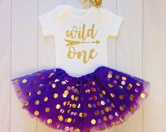 Wild One Birthday | Girls First Birthday