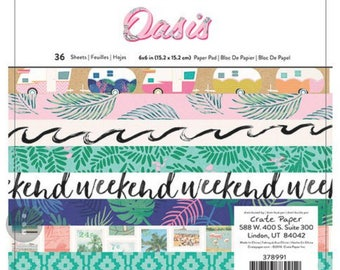 Oasis bundle by crate paper
