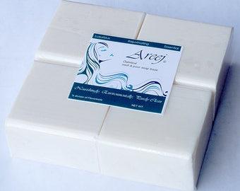 Areej 10 LB Oatmeal Melt and Pour Soap Base