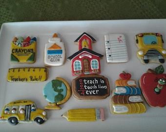 Teacher Appreciation Special Cookie Gift
