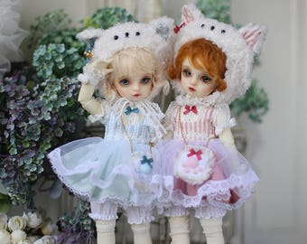 Baby Catty for 1/6BJD YOSD Size