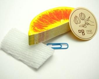Original Notepad - lemon yellow