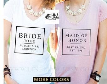 ENDS AT 3AM custom bridesmaid shirt, bachelorette tanks, bridesmaid gifts, bridesmaid movie, bachelorette shirts, funny bridesmaid shirt