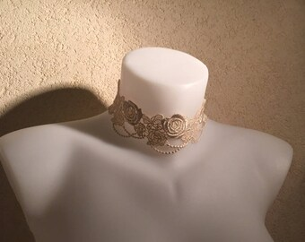 Bridal ivory lace * lace 3 * in STOCK