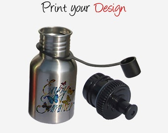 Making Your Friend Smile Sublimation Stainless Steel Bottle BGHS01~06