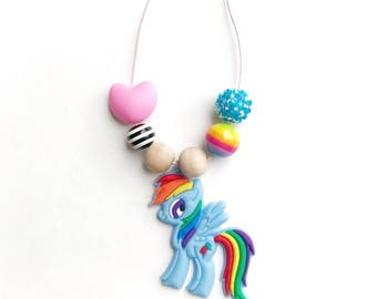 My Little Pony Necklace new