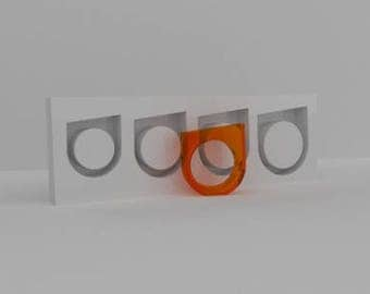 silicone resin ring mold ZOE