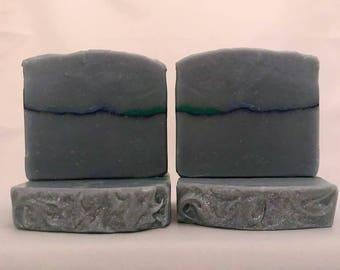 Handmade Soap - Kentish Rain Scent