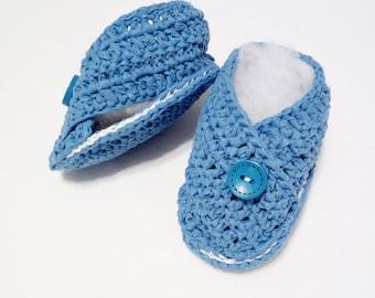 Newborn shoes, crochet shoes, bebe shoes, unisex shoes,