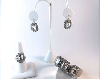 3 piece special occasion jewelry set