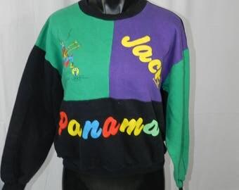 Vintage PANAMA JACK Sweatshirt - Kids XL
