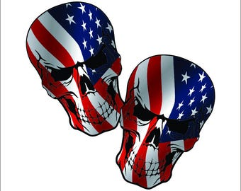 Us Flag Sticker Etsy - Motorcycle helmet decals militarysubdued american flag sticker military tactical usa helmet decal