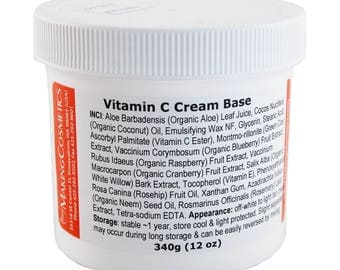 Vitamin C Cream Base