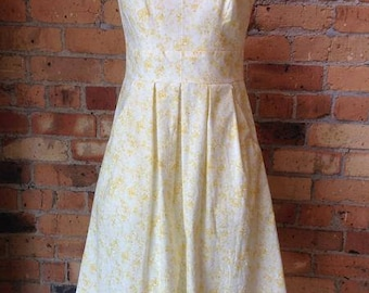Madeline Dress with pockets Size 10