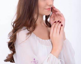 Bridal lavender hair piece,Flower crown, Bridal crown, Boho bride, Wedding hair piece