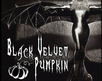 Black Velvet Pumpkin - Halloween 2017 Collection - Perfume for Women - Love Potion Magickal Perfumerie