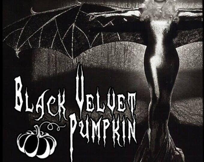 Black Velvet Pumpkin - Halloween 2017 Collection - Perfume for Women - Love Potion Magickal Perfumerie