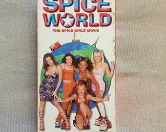 VHS - SPICE WORLD (1997)