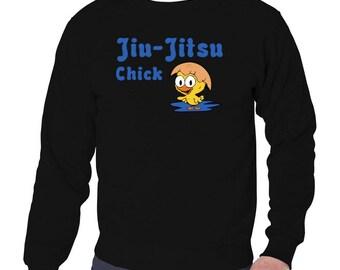 Jiu Jitsu Chick Sweatshirt
